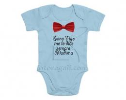 Body neonato personalizzato, regalo divertente per neonato
