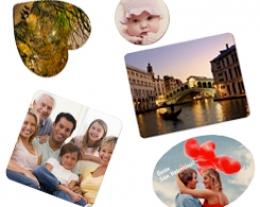 Calamite personalizzate con foto, regali ragazzo e uomo