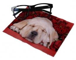 Panno pulizia occhiali con foto, regali personalizzati per uomo, ragazzo e bambino