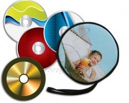 Porta CD e DVD personalizzato, regali per lui