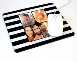 Tappetino mouse con foto, regali personalizzati per ragazzi