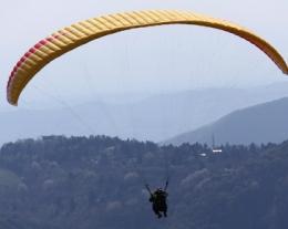 regali per lui volo parapendio, regalo volo parapendio, idee regalo per chi ama volare
