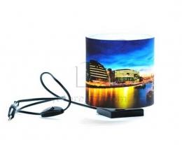 regali personalizzati ragazzo, lampada con foto