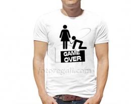 t-shirt personalizzata con foto, regalo addio al celibato