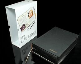 diario di una vita, regalare un diario, regalo romantico