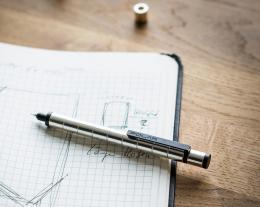 regalo penna magnetica, penna magnetica polar pen, idee regalo per chi ama disegnare