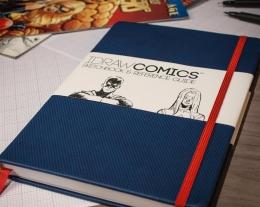 regalo per gli appassionati di fumetti, regalo per chi ama disegnare