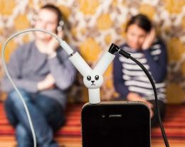 splitter audio, regalo per chi ama ascoltare la musica, regalo tecnologico per lui