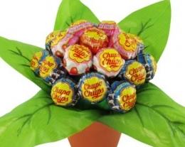 bouquet di chupa chups, regalo bambino goloso, idee regalo bambini
