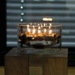 camino da tavolo, regalo per la casa, regalo arredamento design