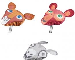 coprisellino bici bambini, coprisellino a forma di animale