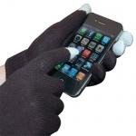 guanti per smartphone, idee regalo uomo inverno, regali invernali per lui