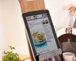 leggio per tablet, regalo per chi ama cucinare