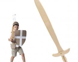 spada personalizzabile con nome, regalo personalizzato bambino, idee regalo bambini