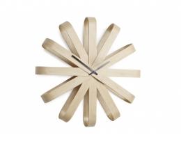 orologio da parete in legno, regali per la casa, regali di design per uomo