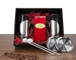 set regalo per chi ama il tè, regali per lui, idee regalo uomo