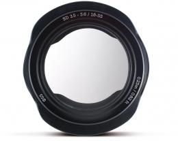 specchio da parete a forma di obiettivo fotografico, regali per chi ama la fotografia, regali originali, regali per un lui vanitoso