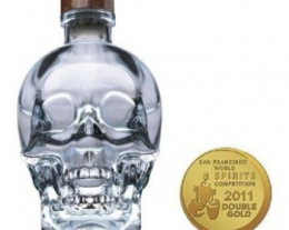 vodka crystal head, regali per chi ama la vodka, idee regalo uomo