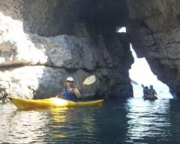 kayak, regali per chi ama il mare, regali per lui