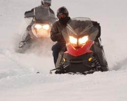 tour con la motoslitta, regali per lui