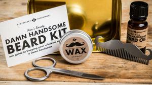 Protetto: Regali per la rasatura e cura di baffi e barba