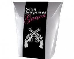 box sorpresa sexy per lui, regali particolari per lui, regali per lui