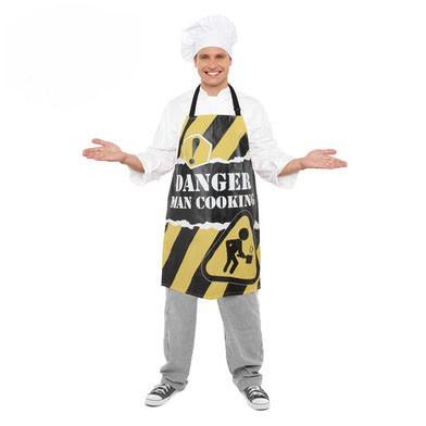 grembiule divertente da cucina per uomo, regali divertenti, regali per lui