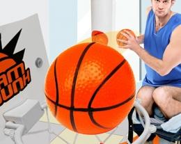 set pallacanestro da bagno, regali particolari per lui, regali divertenti