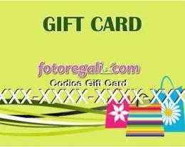 buono regalo, regali personalizzati