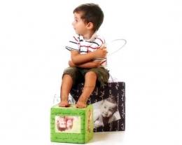 Foto cubo, regali personalizzati per ragazzi e bambini