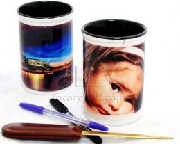 Portapenne personalizzato con foto, regali personalizzati bambino