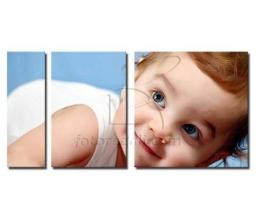 Quadri moderni con foto, tele personalizzate, regalo per neonati e bambini