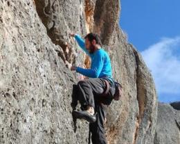 Regali per lui arrampicata, regalo corso arrampicata, idee regalo per chi ama la montagna