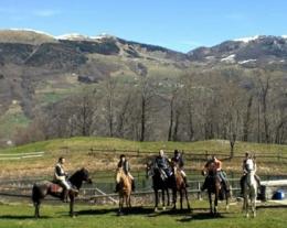 Regalo passeggiata a cavallo, regali per lui passeggiata a cavallo, regalo uomo cavallo