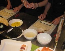 regali per chi ama il sushi, regali per lui corso sushi, regalo uomo cucina