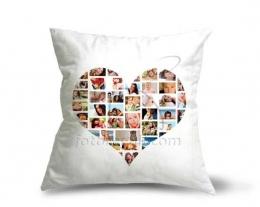 regali personalizzati per lui, cuscino con foto