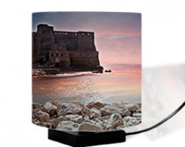 regali personalizzati uomo, lampada con foto