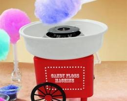 Regalo macchina zucchero filato, regali per bambini, idee regalo per golosi