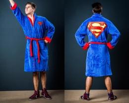 accappatoio superman regalo, regali per lui cinema, regalo ragazzo superman
