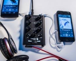mixer per dj mini, regalo per dj, idee regalo per chi ama la musica