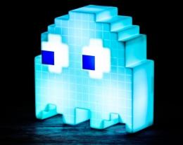 regalo per chi ama i videogiochi, regali per lui lampada, lampada pac man