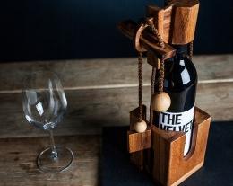regalo per chi ama il vino, idee regalo per lui vino, regalo divertente per lui