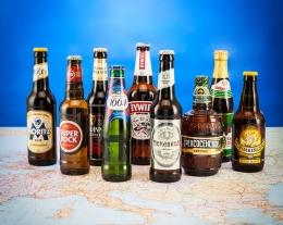 set birre dall'europa, regali per lui birra, regalo per chi ama la birra