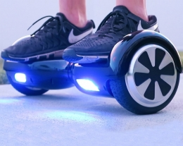 skate elettrico smartrax, regalo skate elettrico, regalo per lui skate