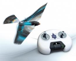 uccello bionico telecomandato regalo per lui, idee regalo originali per bambini e ragazzi