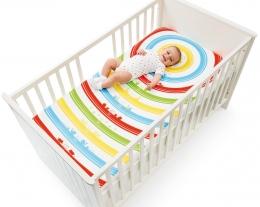 lenzuola per culla con altezza, regalo per neonato