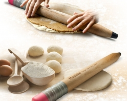mattarello matitone, regalo per chi ama cucinare, regalo uomo cucina
