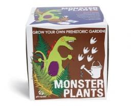 piante mostruose, giardino preistorico, regalo educativo bambino, idee regalo educative per bimbi