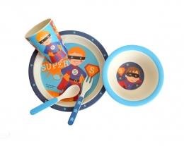 set da tavola per bambini, idee regalo bimbo, regali per bimbi