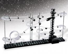 space coaster, montagne russe per biglie, idee regalo bambino